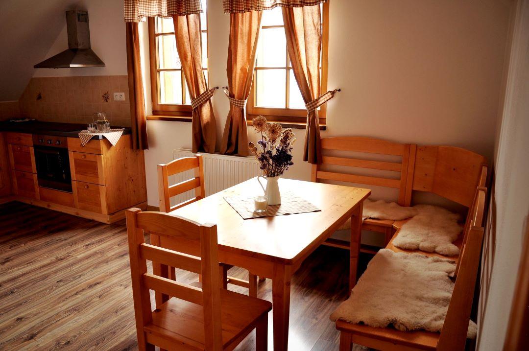 Gazdovský dom apartmán