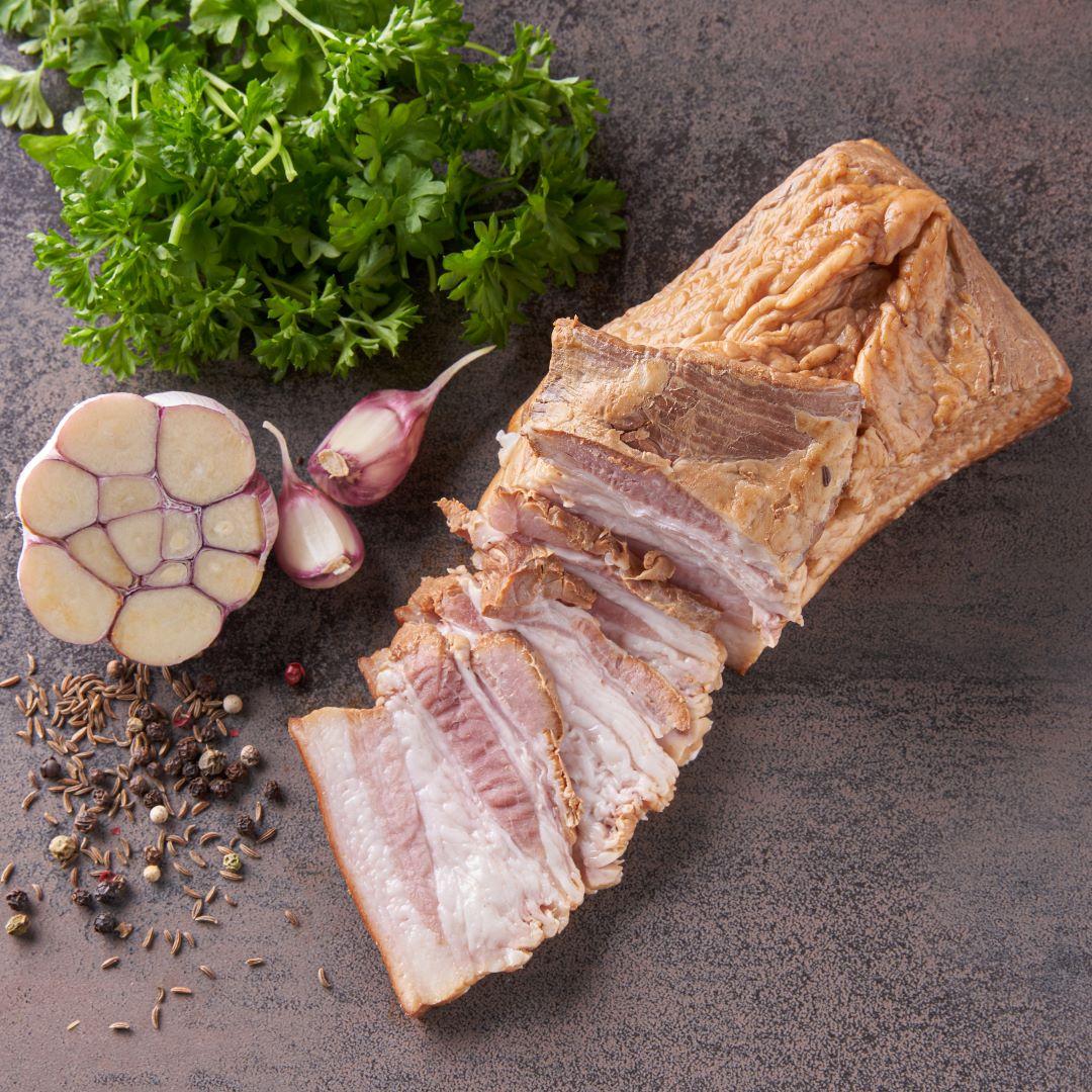 Gazdovstvo Uhliská slanina
